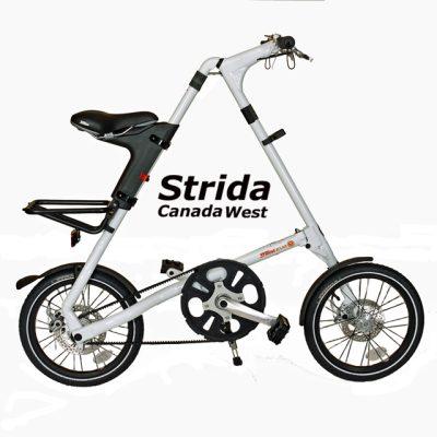 strida evo white