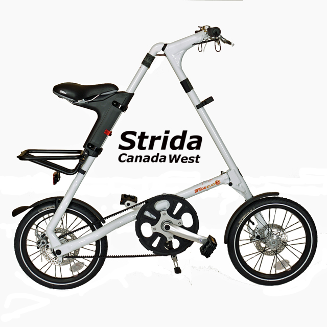 strida evo white