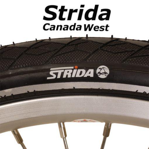 Innova 18 inch tire detail 2