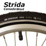 Innova 18 inch tire detail 3