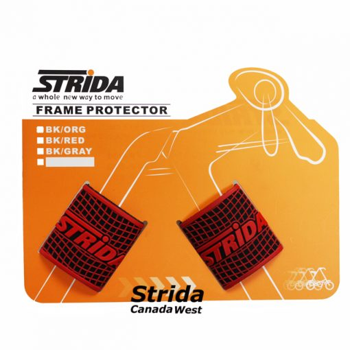 Strida Frame Protector Red
