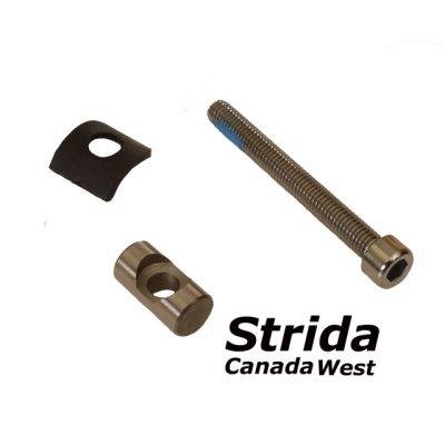 Strida handle bar release lever bolt