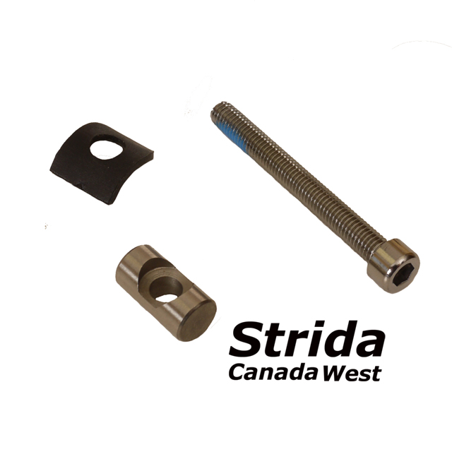 Strida handle bar release lever bolt