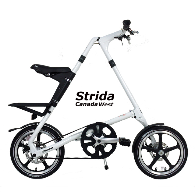 Strida LT White