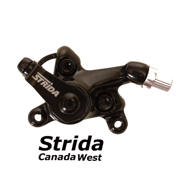 Strida rear brake caliper