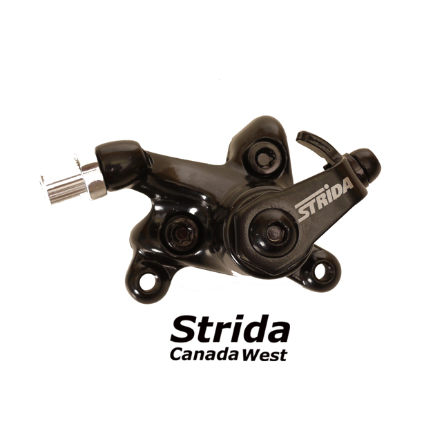 Strida front brake caliper