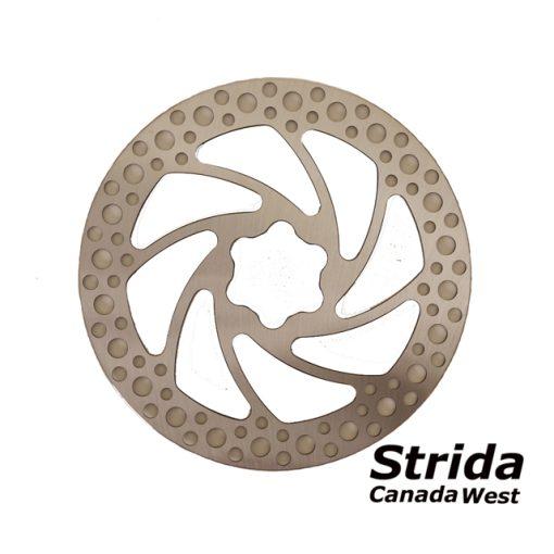 Strida rear brake disk