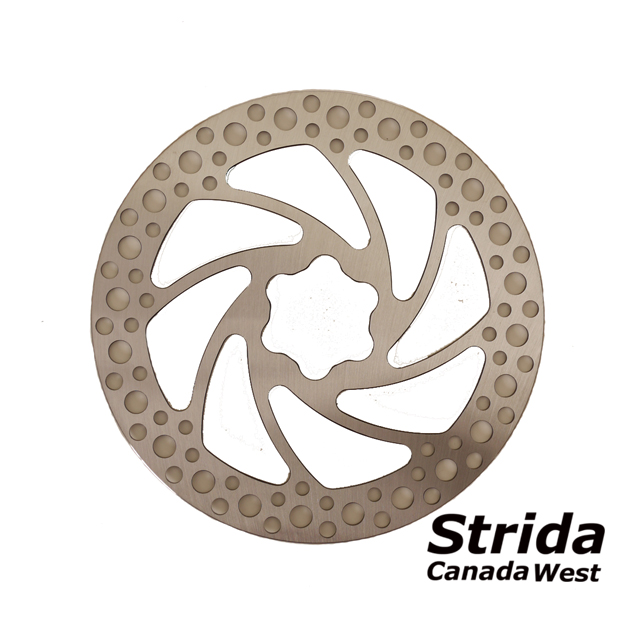 Strida rear brake disk