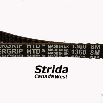 Strida drive belt 1360 mm