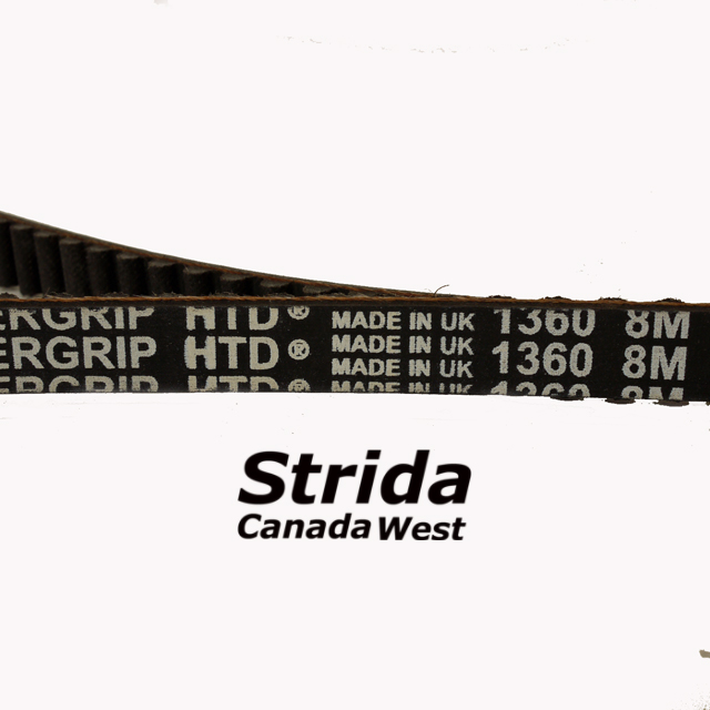 Strida drive belt 1360 mm