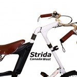 Strida M type handle bar set