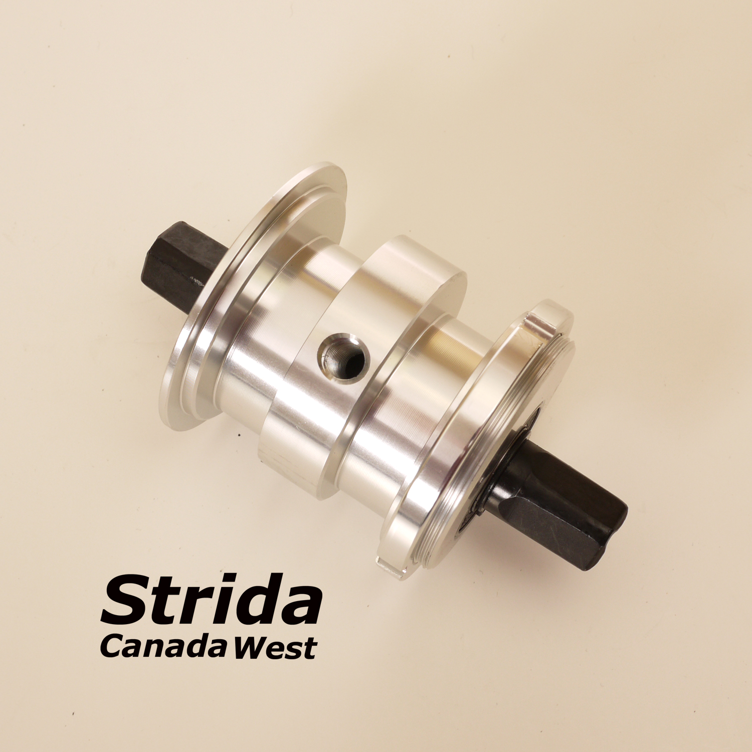 Strida alloy bottom bracket