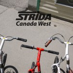 Strida M Style Handle Bar compared 1