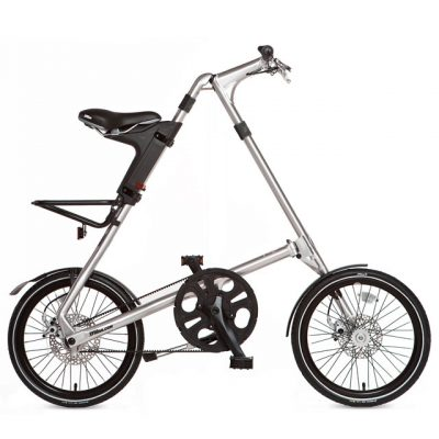 Strida Polished Aluminium SX