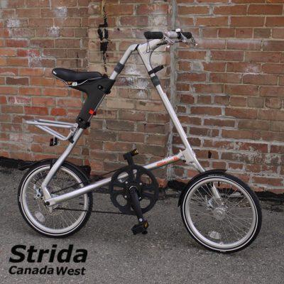 Strida Bikes not in stock, but not forgotten