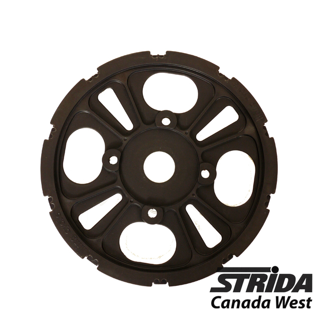 Strida Black Belt Wheel