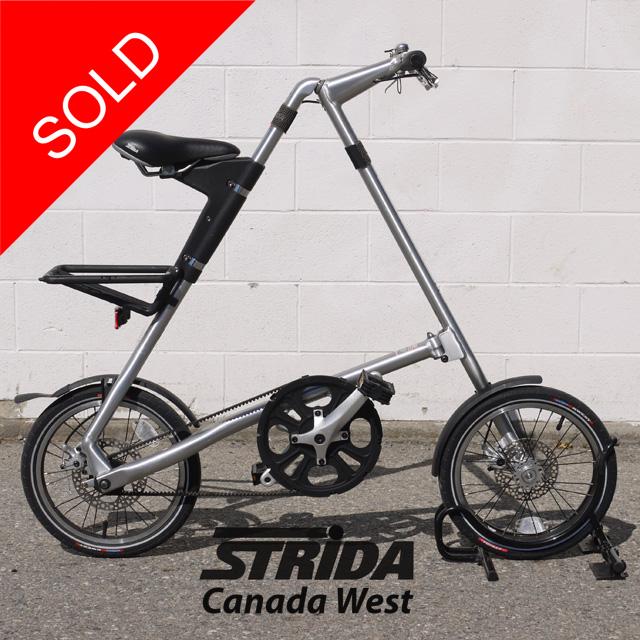 Used and Demo Strida Bikes