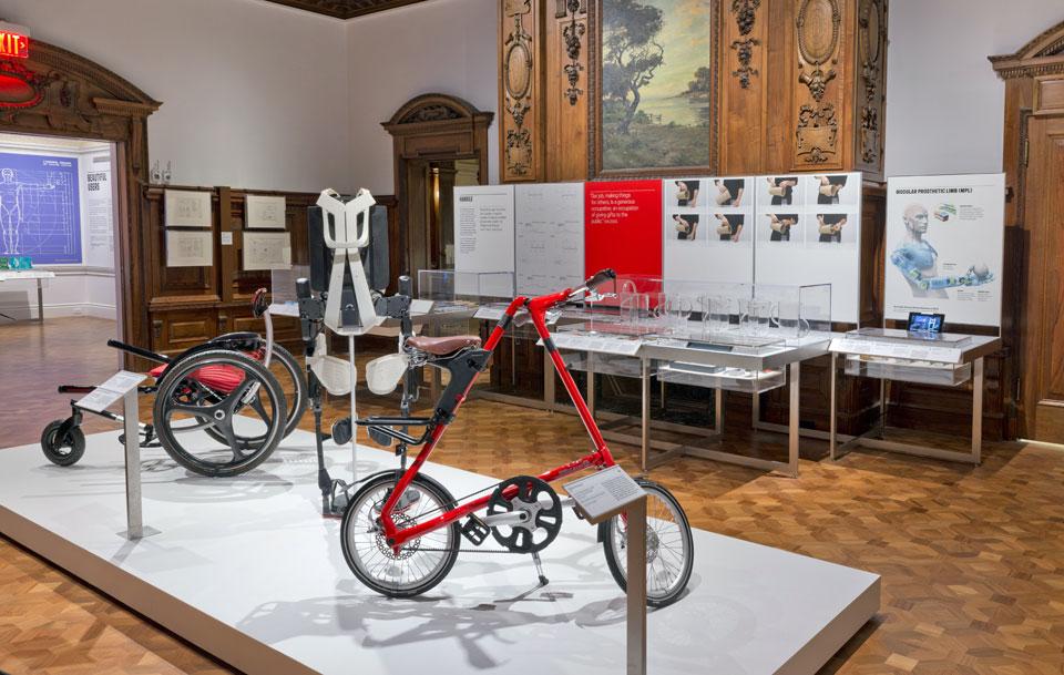 Strida EVO visits the Smithsonian