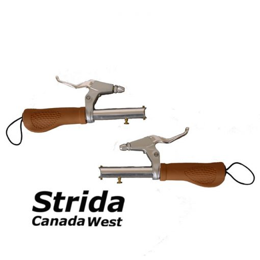 Strida Handle bar Brown