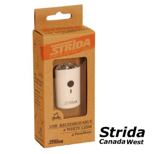 Strida Super Bright Safety Light White
