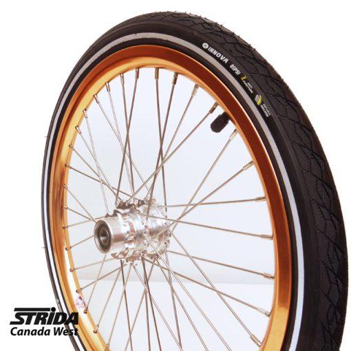 New Strida Copper Accessories