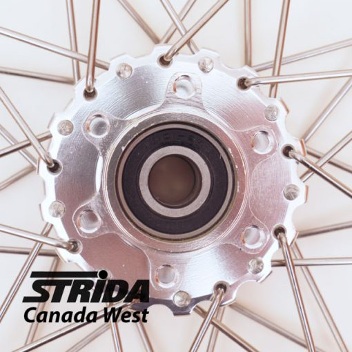 Strida Wheel Bearing detail