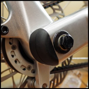 Strida Bike's Rear Hinge