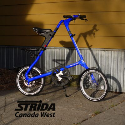 Strida Blue Man EVO