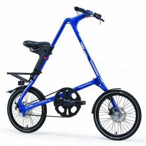 Blue Man EVO new Strida colours
