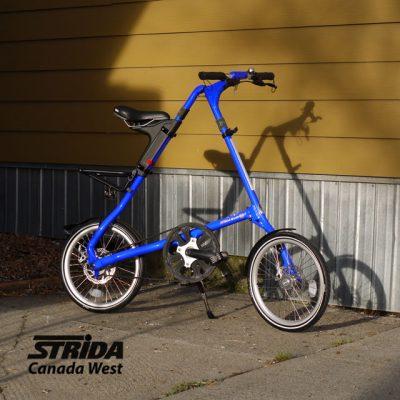 Strida EVO Three Speed Folding Bike