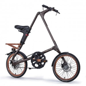 Bronze EVO (New Strida Fall Colours)
