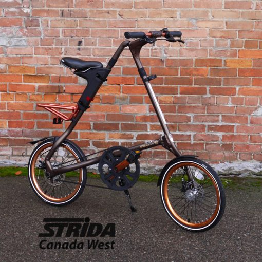 Bronze Strida EVO