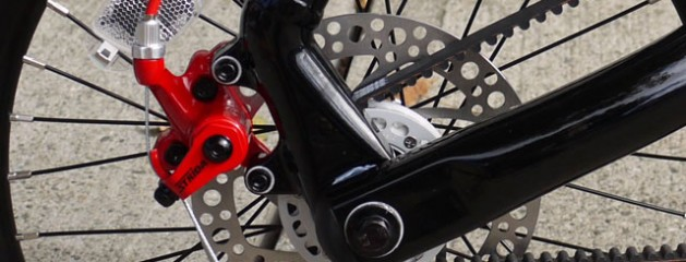 Strida Brakes Explained