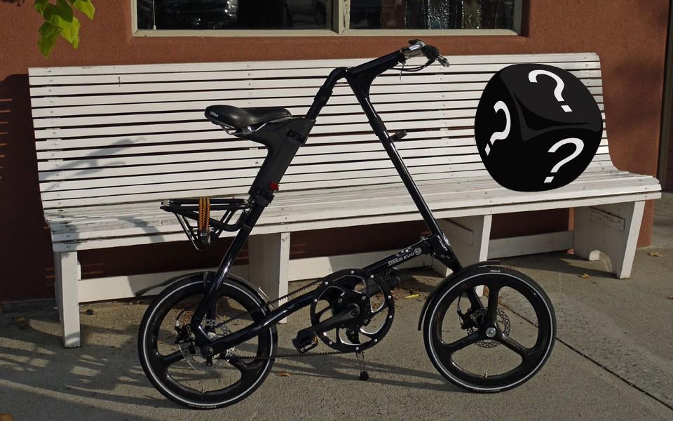 Strida Folding Bikes Explained