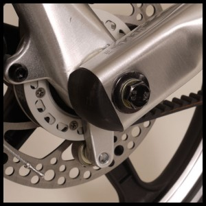 Snubber bearing (Strida Tune Up Explained)