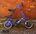 Strida Blue Man Lt