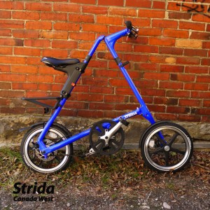 Strida Blue Man Lt (Strida Blue Man Lt)