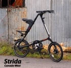 Strida Matte Black EVO