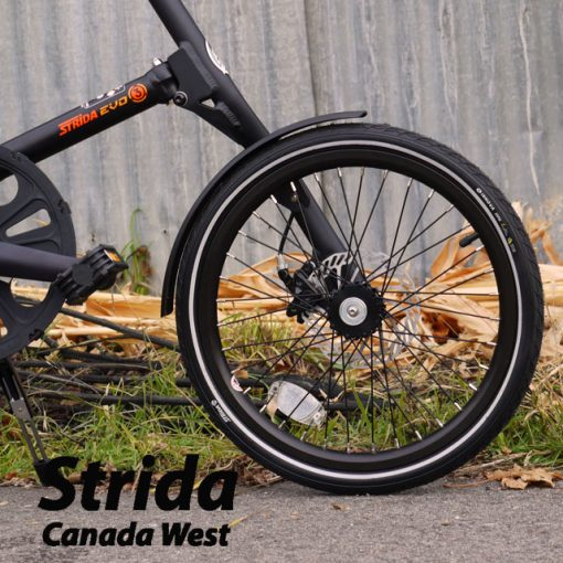 Strida Wheel Sizes