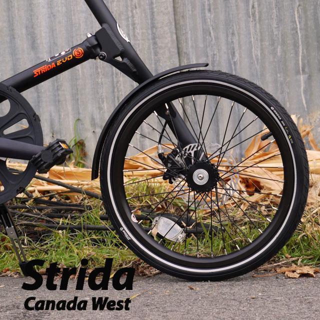 Strida Wheel Sizes Explained