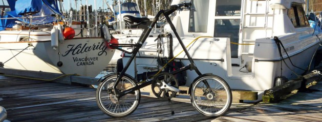 Strida Bike and your Boat