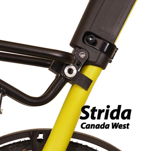 Custom Strida Rear Rack Clip Strida Canada West