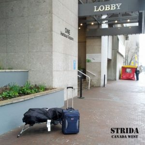 Traveling with Strida