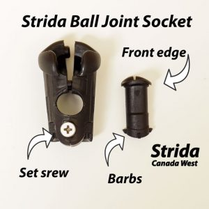 Strida Ball Joint Socket (Strida Ball Joint Socket Explained)