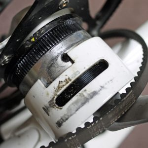 Strida KS3 detail
