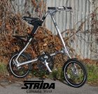 Strida 5.0 Polished Aluminum