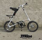 Custom Strida Brushed Aluminum EVO