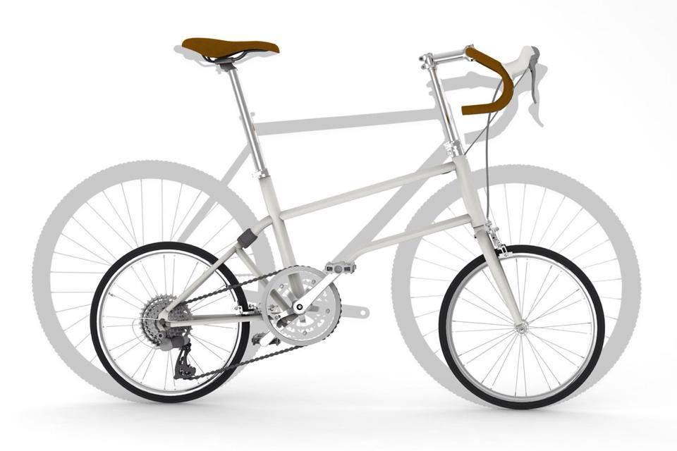 Vello Folding Bike