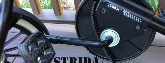 Strida Mark 1 Glasgow Model Dream
