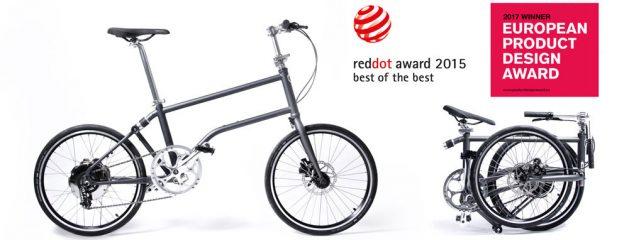 Review of Vello Folding Bike